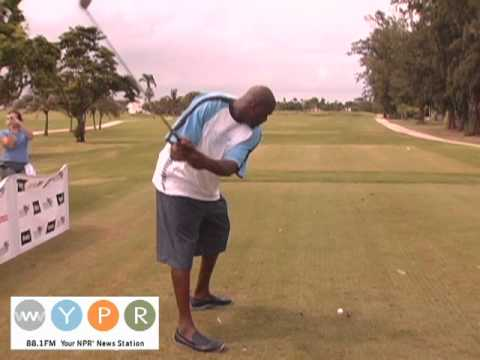how to hit a golf ball 300 yards