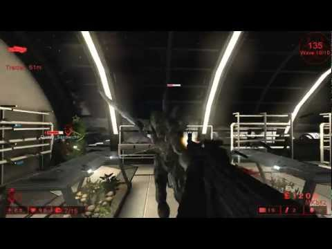 Killing Floor | Twisted Christmas In Space: Ep.9 - Moonbase fun!