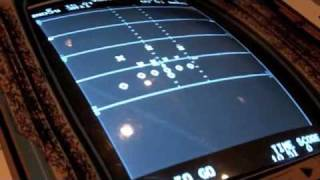 California Extreme 2010: Atari 4-Player Football Quick Look (Video Game Video Review)