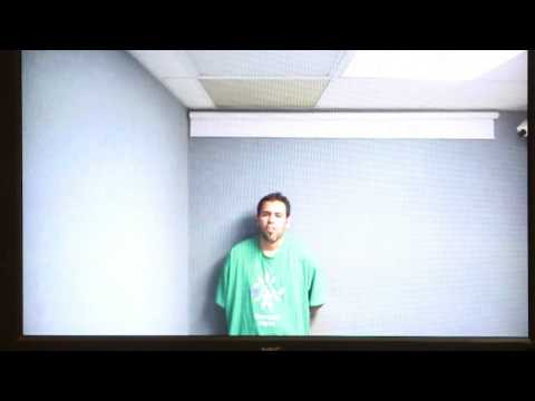 Enrique Santiago arraigned- raw video
