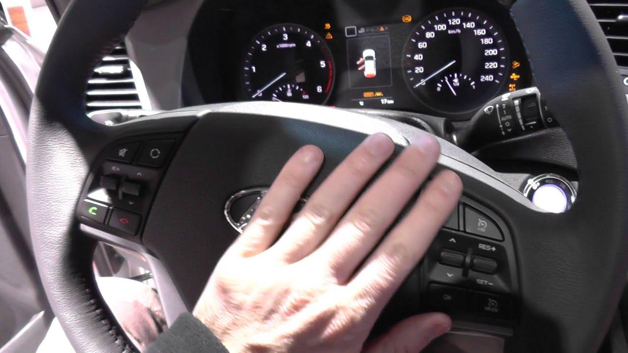 Hyundai Tucson Mk3 Dash Warning Lights U0026 Interior Look Around
