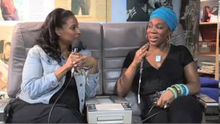 I go BEYOND the studio with India Arie on the Tom Joyner Morning Show