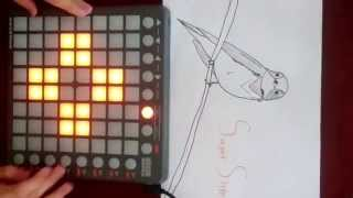 [런치패드]launchpad iphone metronome remix cover