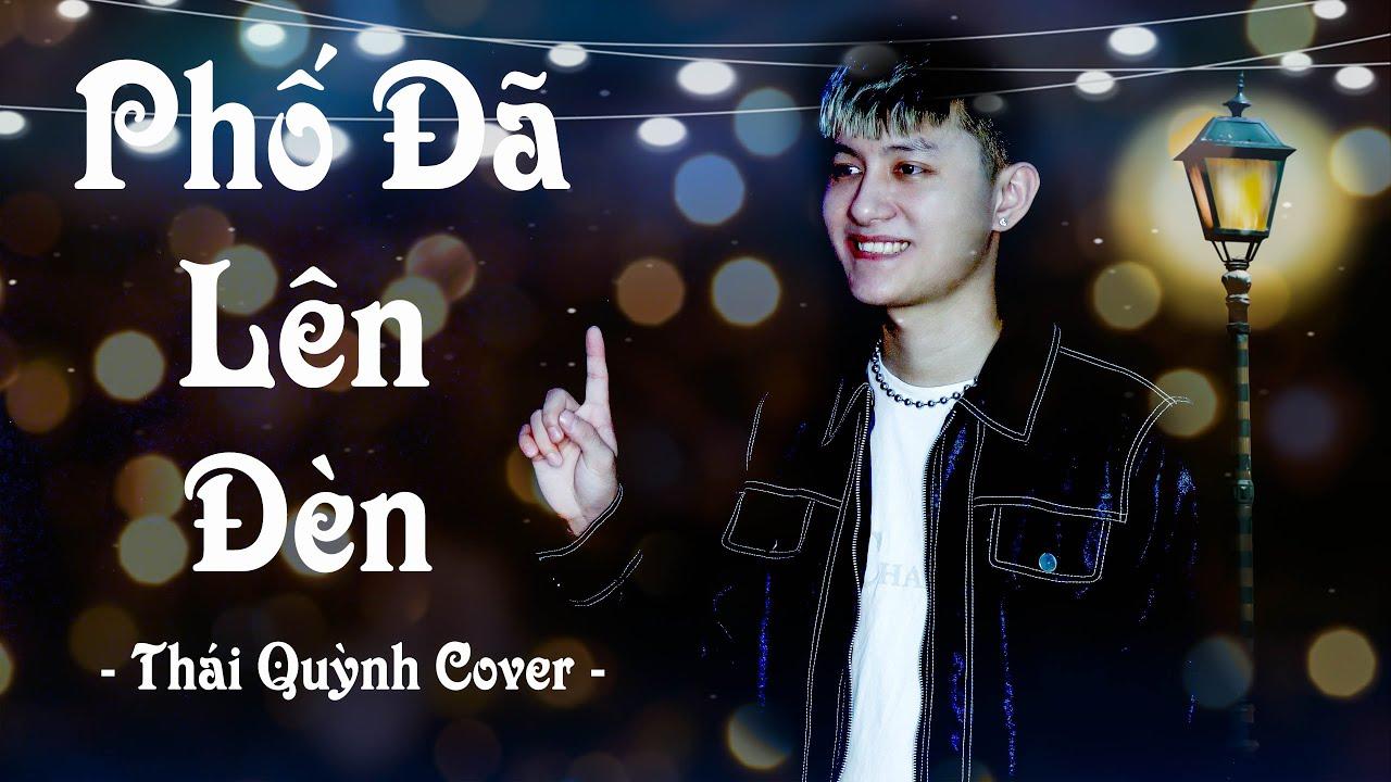 Phố Đã Lên Đèn   Huyền Tâm Môn   Cukak Remix   Thái Quỳnh Cover   Hot Tiktok 2021