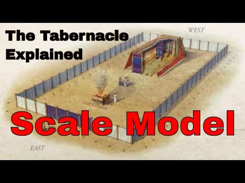 How The Tabernacle Of Moses Worked