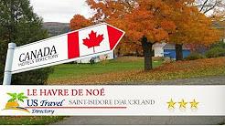 Le Havre de No - Saint-Isidore dAuckland Hotels, Canada