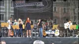Adele-Rolling In The Deep - Michael, Chiara, Michi O., Lara, Becca u. Richie - live Concert