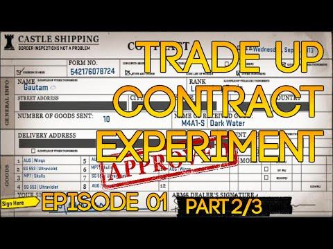 CSGO Trade Up Contract Experiment - Episode 1 [Part 2/3]