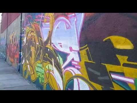 East Williamsburg, Brooklyn Mural Tour