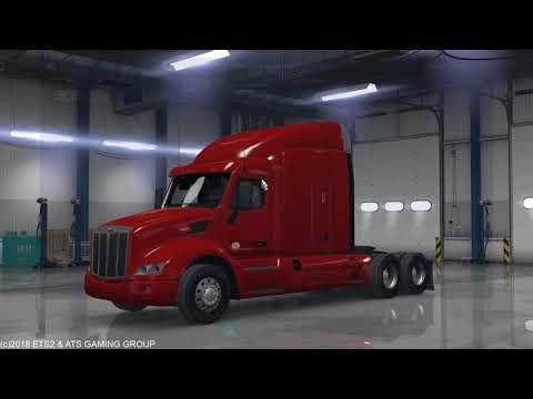 American Truck Map v2.6 For ATS 1.30 & 1.28