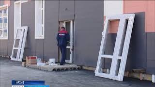 Ранит Юсупбаев Строительство нового ФОКа в Краснохолме идет по плану