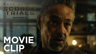 "Maze Runner: The Scorch Trials | ""You Came From WCKD"" Clip [HD] 