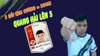 Kênh LTT | Phang Quang Hải lên 5 hoàn tất bộ ba VN