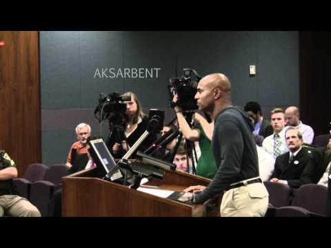 Anti-gay Cornhusker football coach lectures Omaha City Council