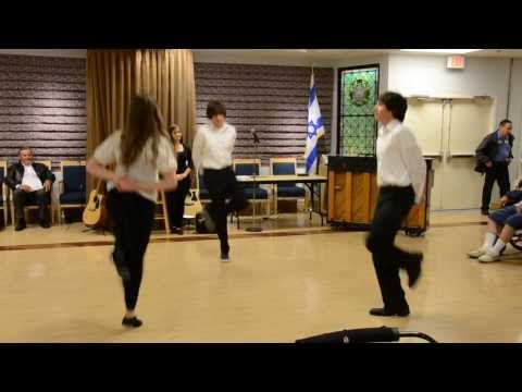 The War Dance (Hebraic Dance Presentation)