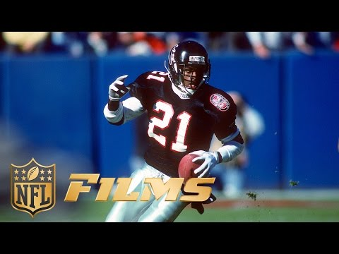 #3 Deion Sanders | Top Ten: Fastest Players | NFL Films