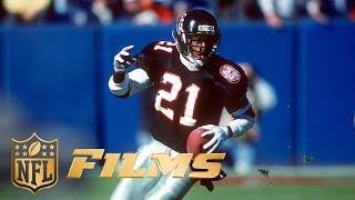 #3 Deion Sanders | Top 10: Fastest Players | NFL Films