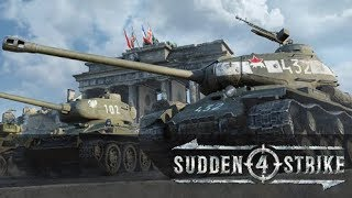 【Sudden Strike 4// 裝甲騎兵4】蘇聯戰役#1