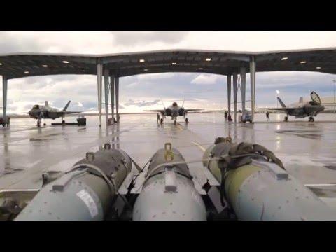 F-35A Test Operations