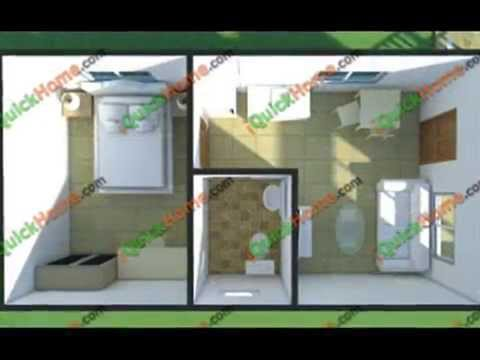 บ้านน็อคดาวน์ สวย ถูก แข็งแรง บริษัท iQuickHome 095-7500752, 056-008422
