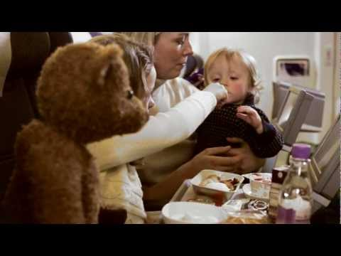 Tips for Flying With Infants with British Airways