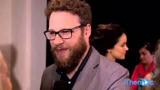 Seth Rogen Reveals How He Develops Comedies