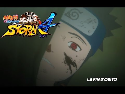 [NSUNS4] Obito's Death / La mort d'Obito