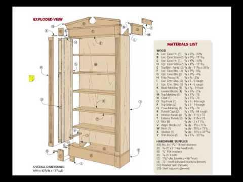 b cherregal selbst bauen m chten sie ihre eigenen b cherschrank erstellen sehen sie hier youtube. Black Bedroom Furniture Sets. Home Design Ideas