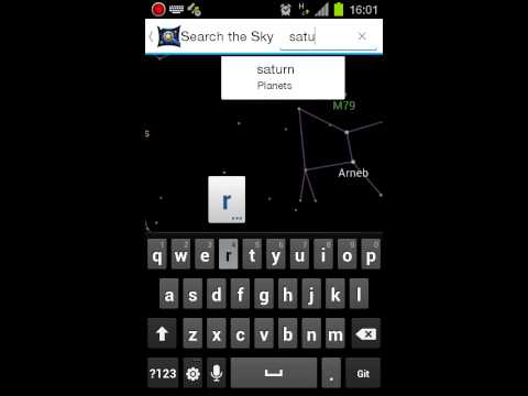 Google Sky Maps For Android Review
