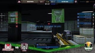 ALTER EGO vs BIGETRON: IESPL #PointBlank Game 2