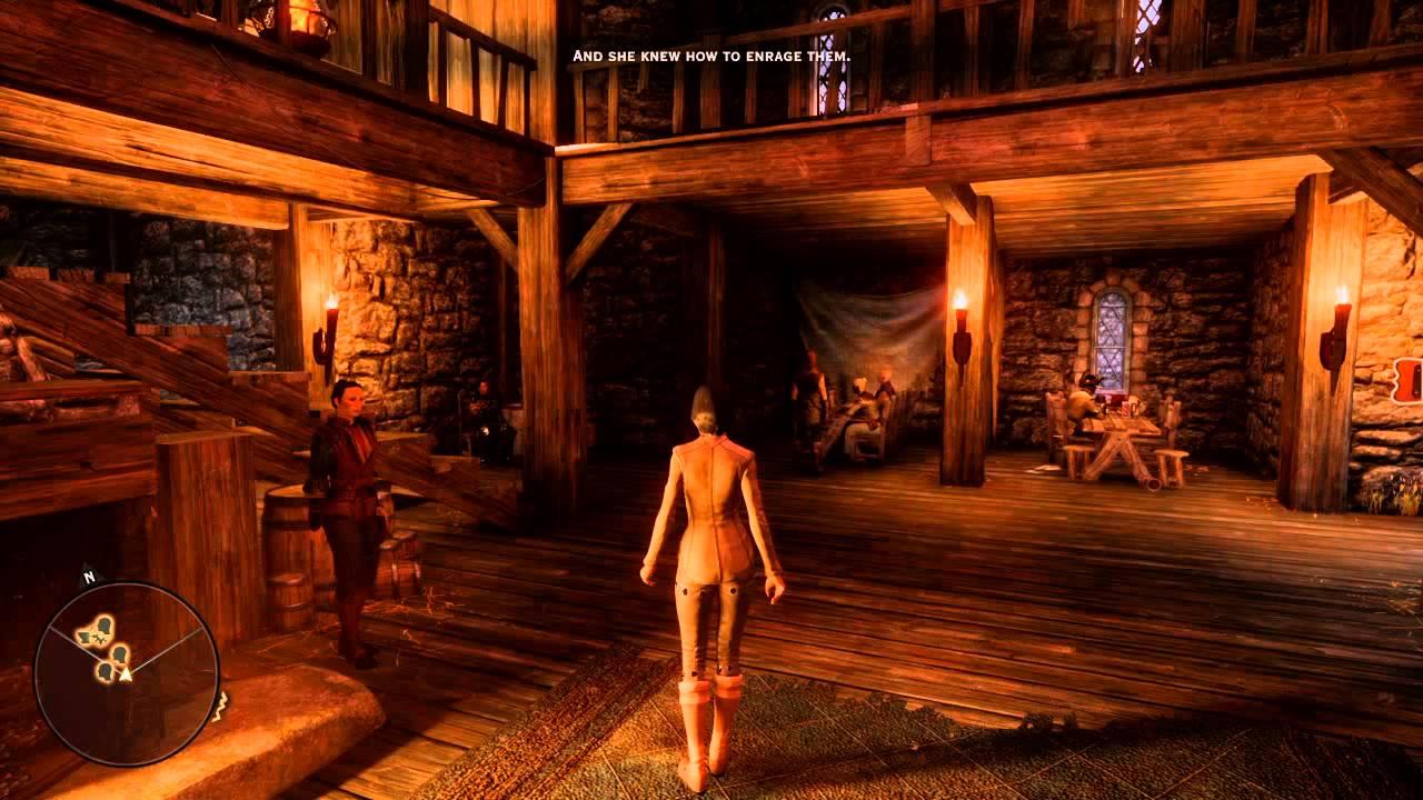 ConversationCameraZoom Mod für Dragon Age: Inquisition