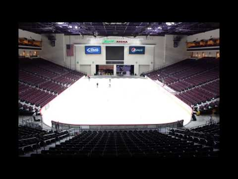 Continental Cup - Orleans Arena Gets Transformed from Circus to Curling