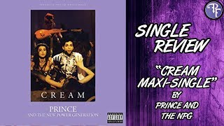 """Cream Maxi-Single"" by Prince and the NPG (1991) - Album Review"