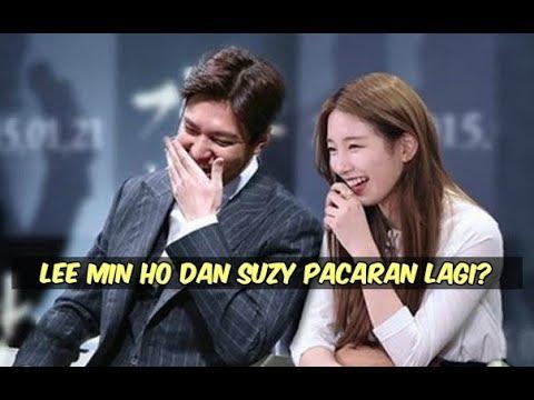 Lee Min Ho dan Suzy Jawab Rumor Mereka Pacaran Lagi