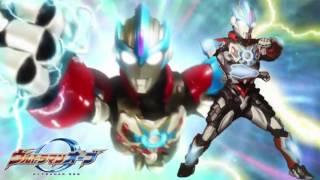 Ultraman Orb Lightning Attacker Transformation