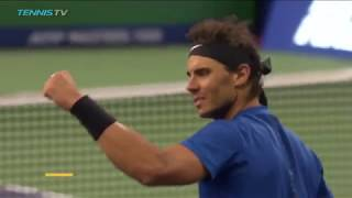 Best ATP Tennis Matches in 2017: Part 3 | Dimitrov vs Nadal in Shanghai & more