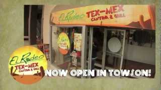 Welcome to El Rodeo Tex Mex Cantina & Grill in Towson!