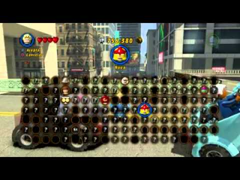 Lego Marvel Super Heroes Ps4 Mundo Libre Youtube