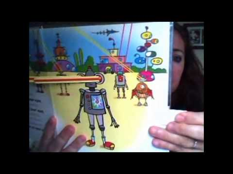 If You're A Robot And You Know It – Scholastic Book