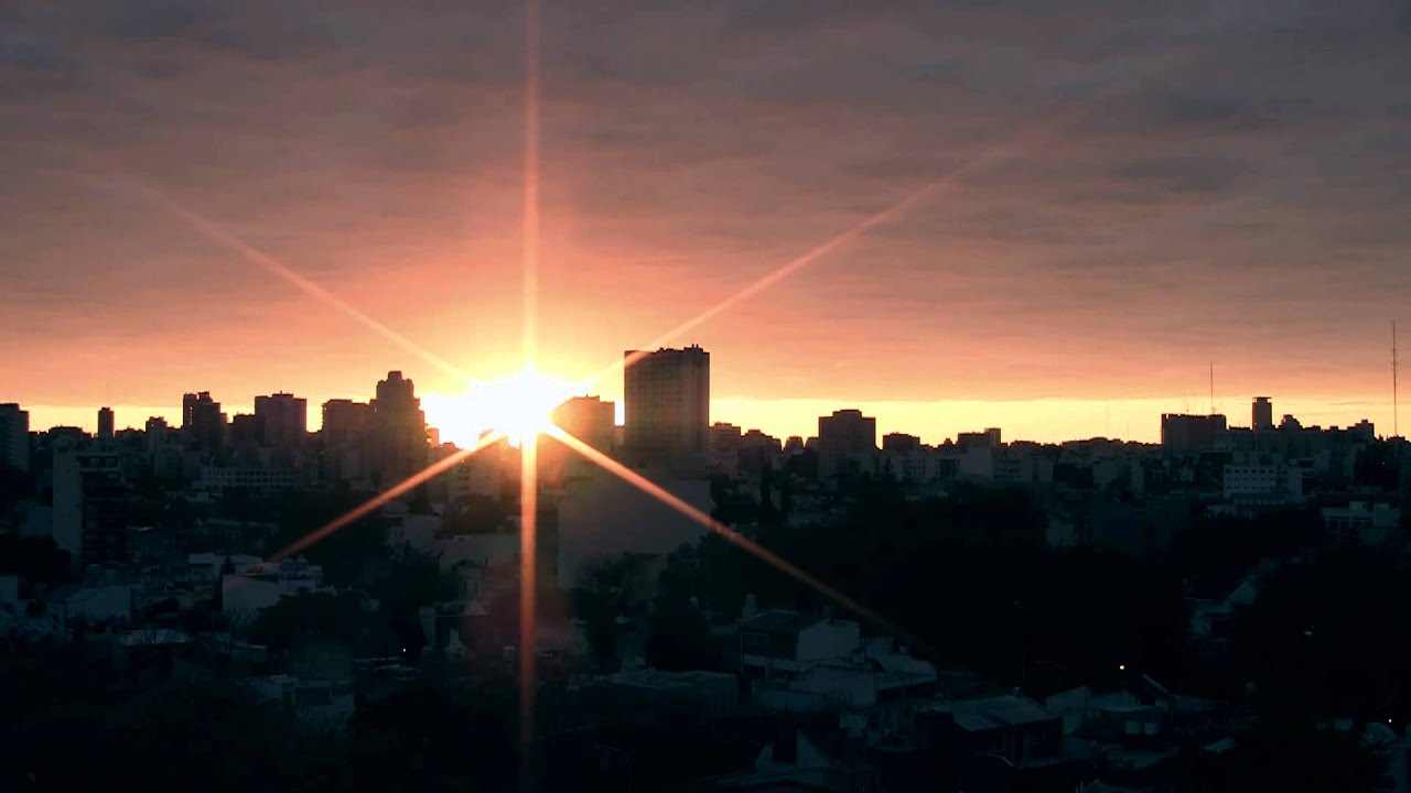 Free Hd Live Wallpapers For Pc Paisajes Y Sonidos Amanece En Buenos Aires 2 0 Youtube