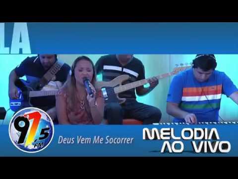 Bruna Karla- Deus Vem Me Socorrer  Melodia Ao Vivo