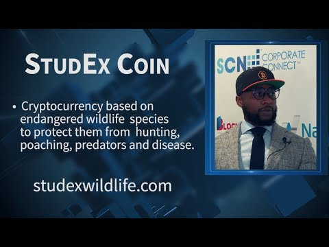 StudEx Wilidlife | CEO Tumelo Ramaphosa | World Crypto Economic Forum (WCEF)