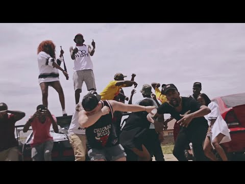Costa Titch & Phantom - Dab Like Me (Official Video Clean Version)