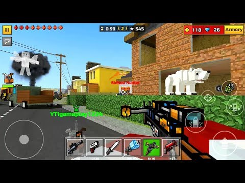 pixel-gun-3d-android-ios-gameplay-nuclear-city-hd-#4