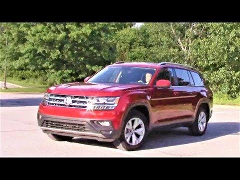 VW Atlas SE FWD 2019 Drivin' Ivan Review