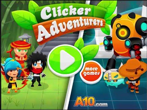 Clicker Adventurers Walkthrough Gameplay