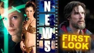 Carrie Fisher vs Slave Leia Merchandise, First Look Doctor Strange 2016 - Beyond The Trailer