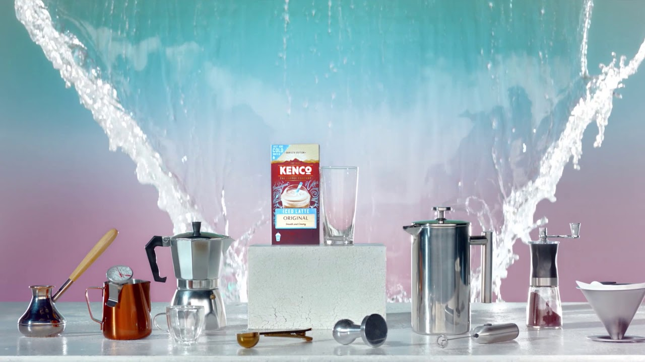 New Kenco Iced Latte
