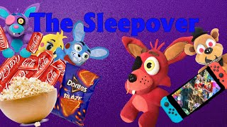Fnaf Plush-The Sleepover (GW Movie)