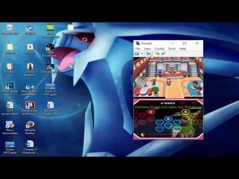 How To Evolve Trade Evolution Pokemon On DS Emulators Using PokeGen Generations 4 5